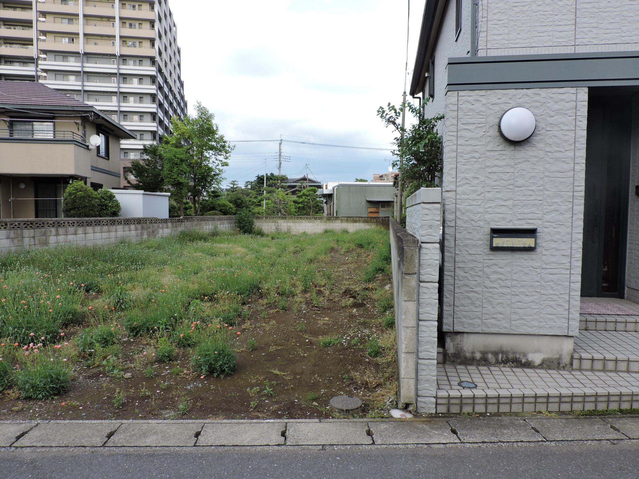 駐車3台の駅前生活の画像